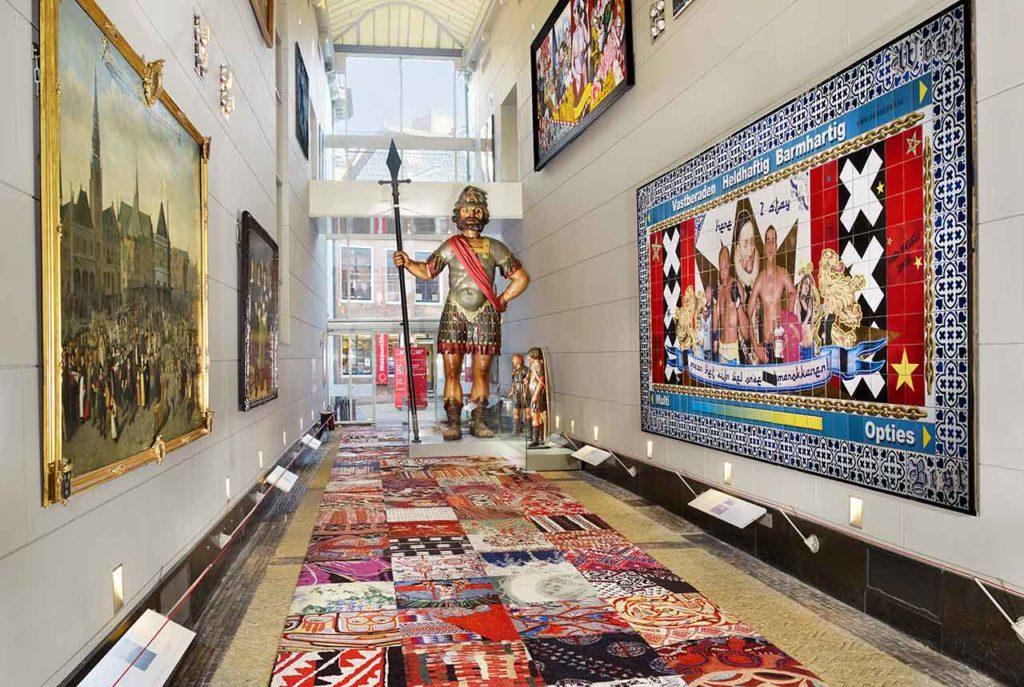 Visiter le musée d'Amsterdam / Musée sur l'histoire d'Amsterdam