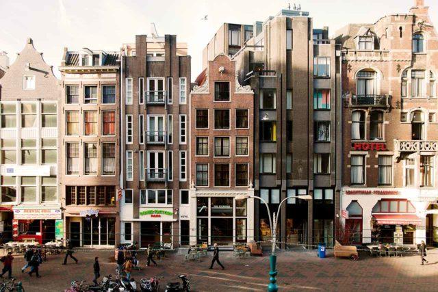 Hotel à Amsterdam
