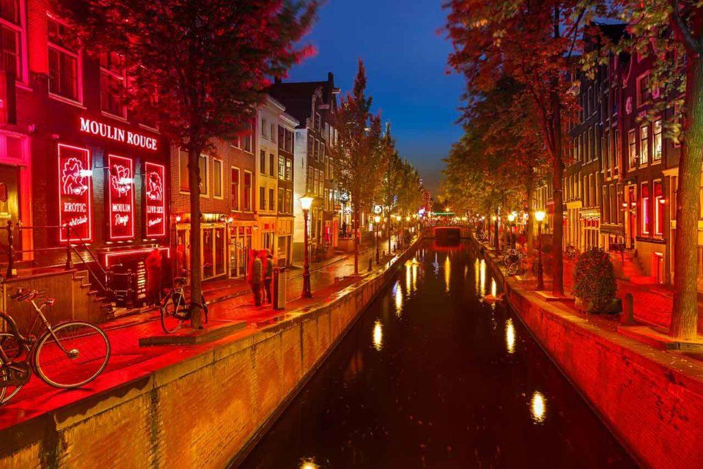 Sécurité et quartiers dangereux à Amsterdam