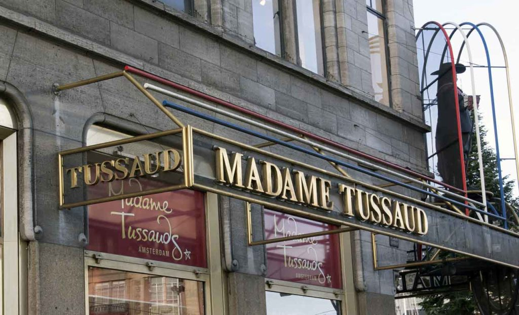 Visiter Madame Tussauds Amsterdam