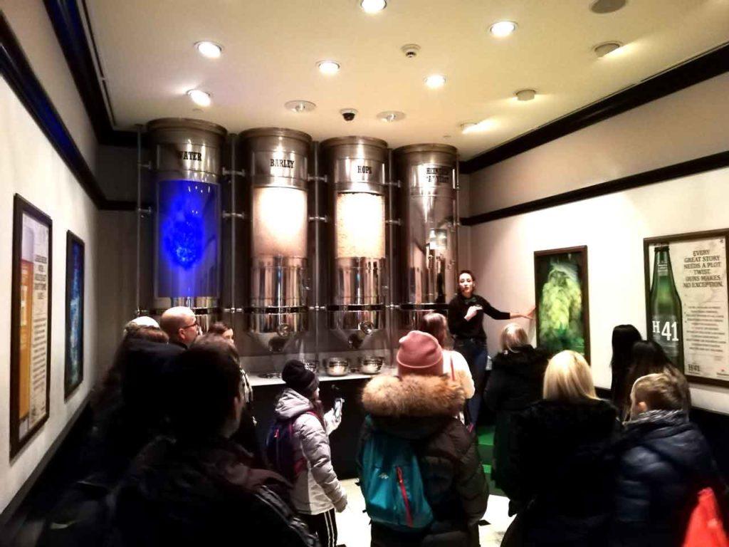 Heineken Experience Amsterdam : Horaires d'ouverture