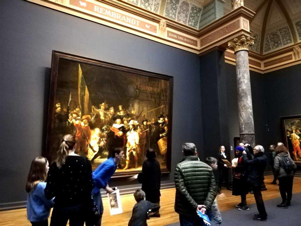 Rijksmuseum Amsterdam : Horaires d'ouverture