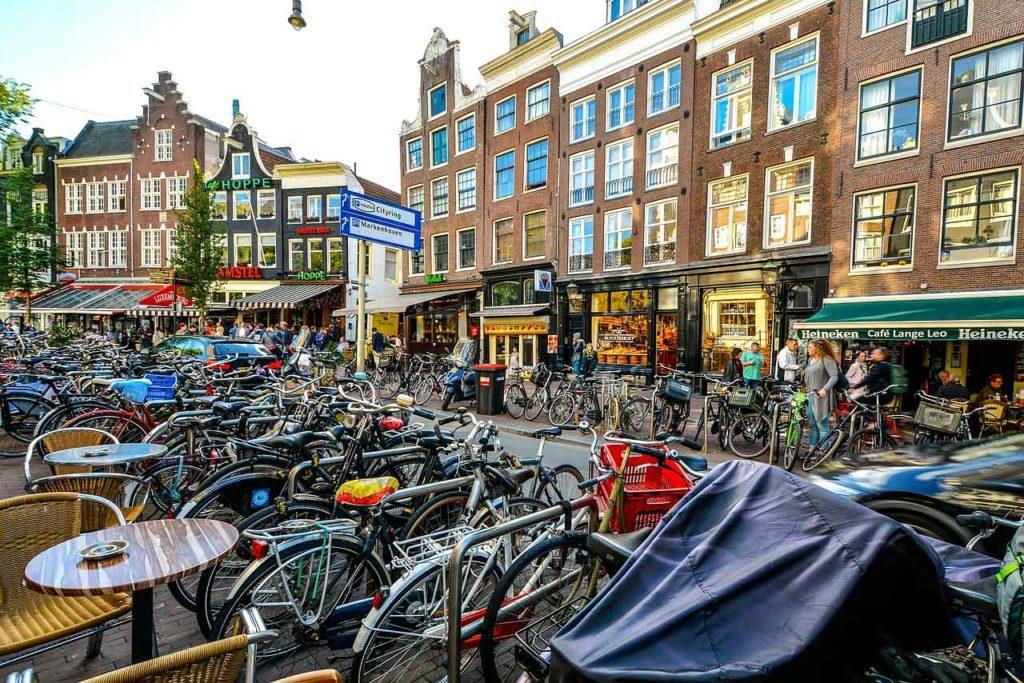 Amsterdam en 24 heures
