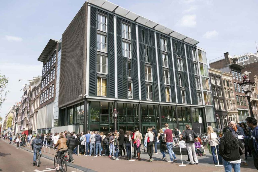 La maison Anne Frank à Amsterdam : Horaires d'ouvertures