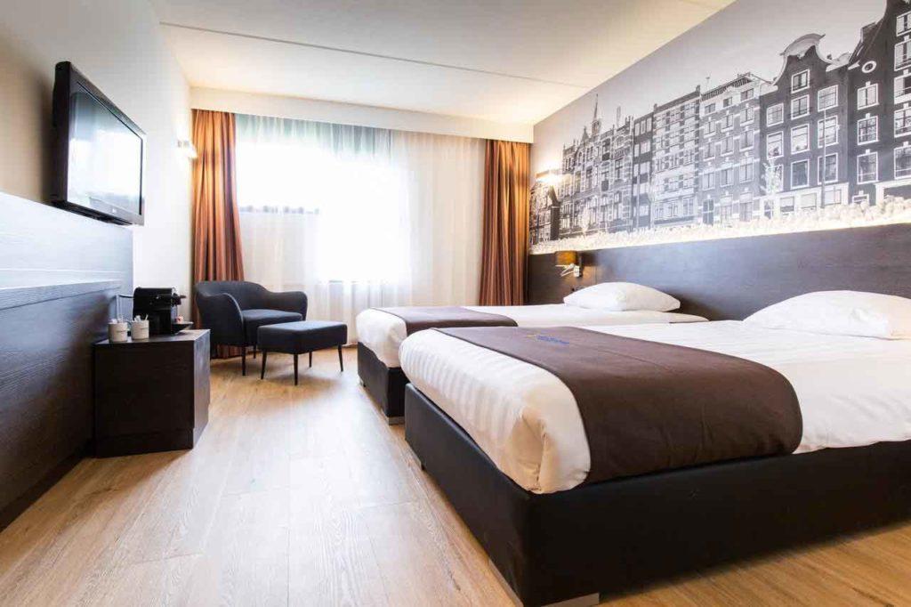 Hôtels à Amsterdam avec parking gratuit ou parking pas cher
