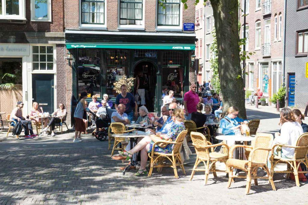 Quartier Jordaan à Amsterdam : Le quartier à ne pas manquer