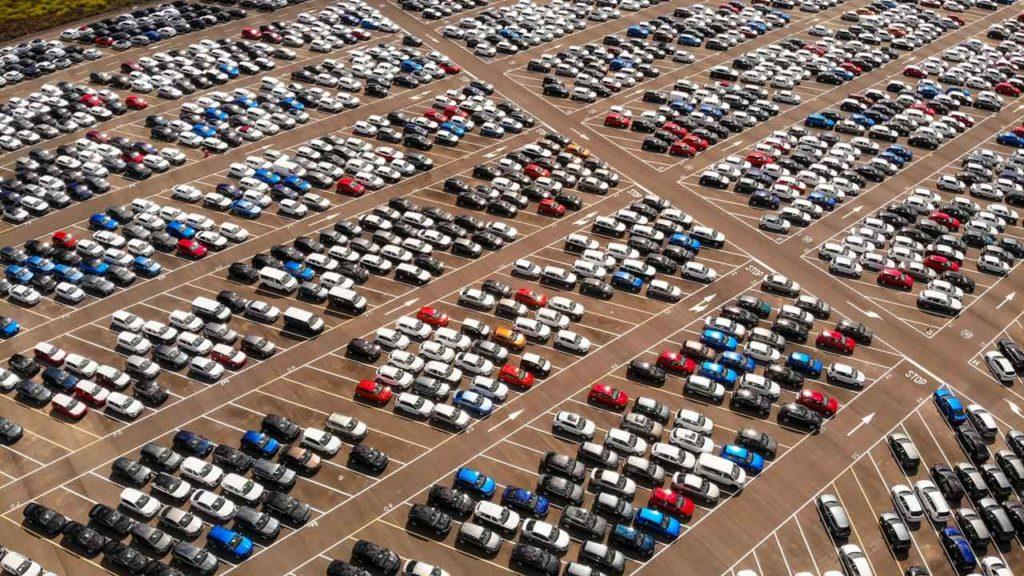 Parking pas cher à l'aéroport d'Amsterdam Schiphol : Prix & Infos